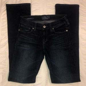 LUCKY BRAND JEANS - SIZE 25 / 0